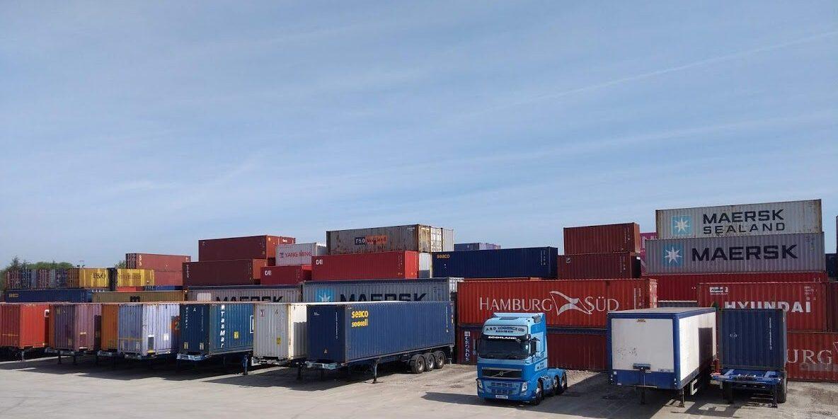 a&d logistics yard